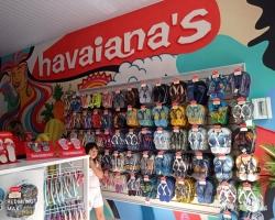 Inauguração da loja CIA das havaianas.