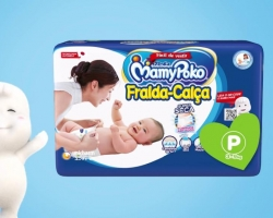 Nova Campanha Fralda-Calça Mamypoko
